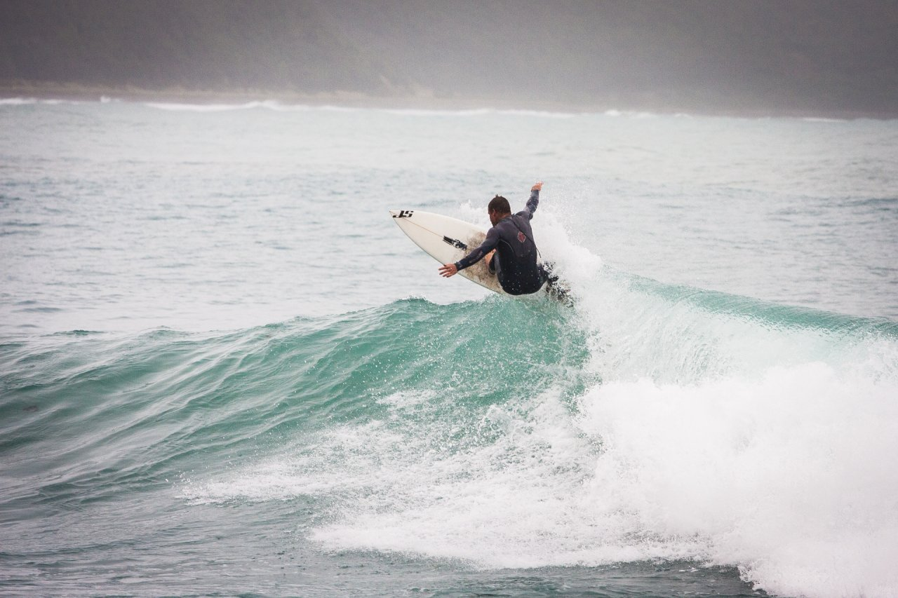 Surfing - New Zealand